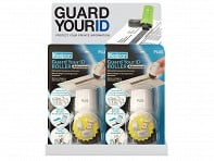 Guard Your ID: Advanced Roller Filled Display - Case of 10