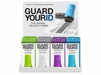 Guard Your ID: Advanced Roller Filled Display - Case of 20
