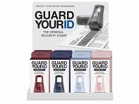 Guard Your ID: X Advanced Roller Filled Display - Case of 20