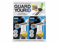 Guard Your ID: Wide Advanced Roller Filled Display - Case of 8