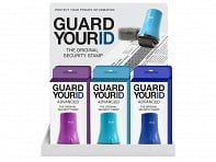 Guard Your ID: Wide Advanced Roller Filled Display - Case of 12