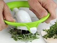 Urban Trend: Orbit Rolling Herb Cutter & Mincer - Case of 12