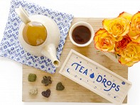 Tea Drops: Medium Wood Sampler - 8 Drops