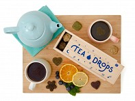 Tea Drops: Large Wood Sampler - 25 Drops