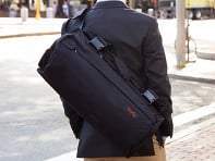Henty: Roll-Up Suit & Garment Messenger Bag - Case of 4