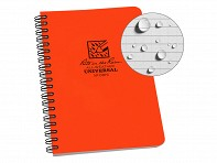 Rite in the Rain: Universal Spiral Notebook - Orange - Case of 6