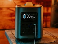 EcoFlow Tech: River Mobile Power Station - Black
