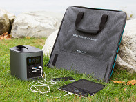 EcoFlow Tech: River Energy Bundle - Black