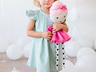 "The Doll Kind: Kindness ""Grace"" Doll - Sample"