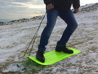 Axiski: Multi-Position Ski Board - Case of 5