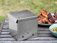 DiamondKingSmoker: Smoker Grill Box - Sample