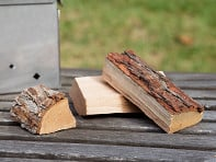 DiamondKingSmoker: Wood Smoking Chunks - Case of 70