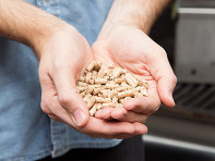 DiamondKingSmoker: Smoking Wood Pellets - Case of 70