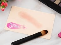 Solely Jolie: Waterless Makeup Brush Cleaning Pad - Sample