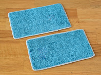 The Duop: 360° Mop Cleaning & Dusting Pads - Case of 10