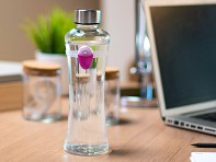Ulla: Hydration Reminder Bottle Accessory - Sample
