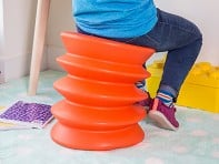 ErgoErgo: Kids Active Sitting Stool