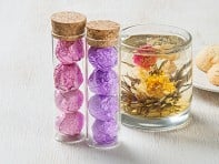 Flower Pot Tea Company: Blooming Tea Flowers