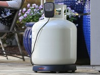 GasWatch: Bluetooth-Enabled Propane Tank Scale - Sample