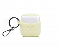 PodPocket: AirPods Secure Impact Resistant Silicone Case - Case of 6