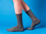 Elevated Merino Crew Socks - Case of 5