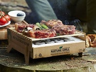 CasusGrill: Instant Biodegradable Grill - Case of 24
