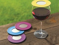 Drink Tops™: Ventilated Wine Drink Covers - Sample