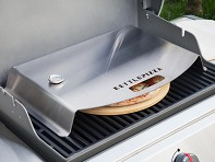 Pizza Oven for Gas Grill - Deluxe Kit