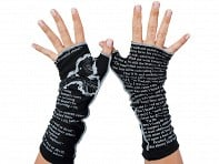 STORIARTS: Book Themed Writing Gloves