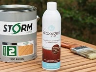 Bloxygen: Paint & Finish Preservation Spray - Case of 12