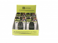 Gear Beast: Prepack Display for Phone Grip with Stand - Case of 24