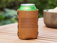 Oowee: Leather Can Sleeve - Case of 5
