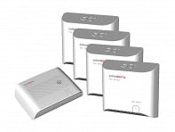 Safer Home Alarm System Multi-Room 4 Pack - Case of 3