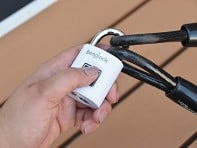 Benjilock by Hampton: 43mm Fingerprint Padlock