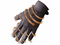 Men's Copper Infused Gardening Gloves - One Size