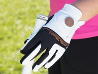 Copper Tech: Women's Copper Infused Golf Glove - One Size - Left