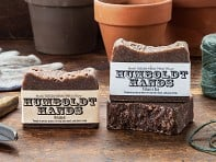 Humboldt Hands by Fern Valley Soaps: Humboldt Hands Goat Milk Soap