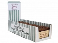 Fern Valley Soaps: Goat Milk Soap POP - Case of 10