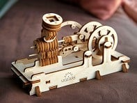 UGears: Intermediate Wooden Model Building Kits
