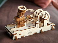 UGears: Beginner Wooden Model Building Kits