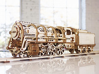 Intermediate Wooden Model Building Kits