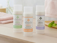 NONIKO: Natural Coconut Oil Deodorant - Case of 6