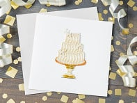 Quilling Card: Holiday Cards - Case of 6