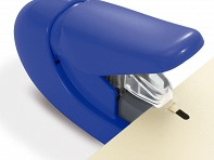 Guard Your ID: Paper Clinch Staple Free Stapler - Case of 5