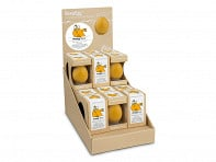 BeepEgg Filled Display - Orange - Case of 18