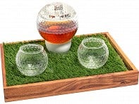 Prestige Decanters: Golf Ball Set