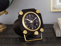 Pendulux: Altimeter Table Clock