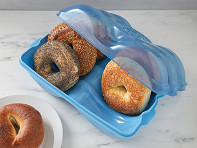 Muffin Fresh: Bagel Storage Container - Case of 12