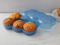 Muffin Fresh: Muffin Storage Container - Case of 12