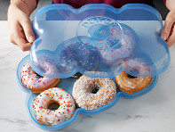 Muffin Fresh: Donut Storage Container - Case of 12